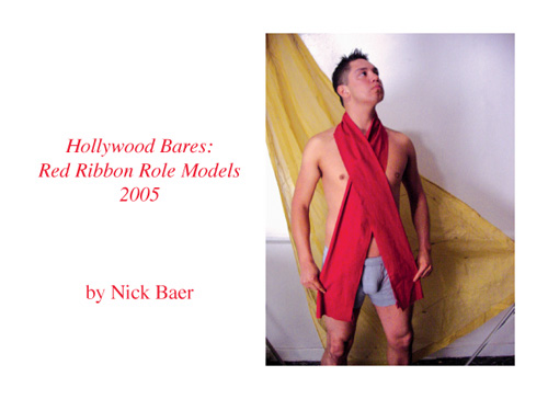 Nude Male Photo eBook Male Nude Photography- Hollywood Bares Red Ribbon 9781434801272
