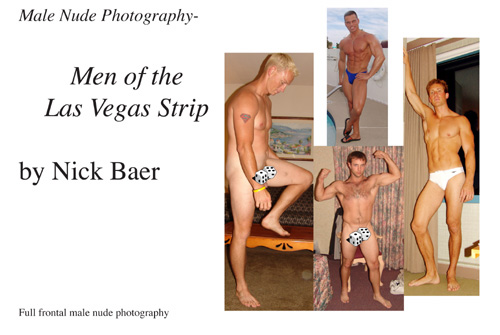 Nude Male Photo eBook Male Nude Photography- Men Of The Las Vegas Strip 9781440426469