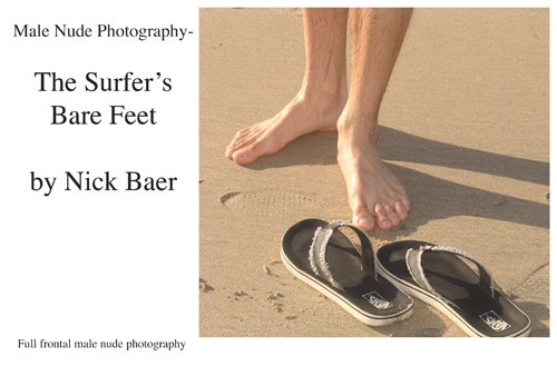 Male-Nude-Photography--The-Surfer's-Bare-Feet-gay-dvd