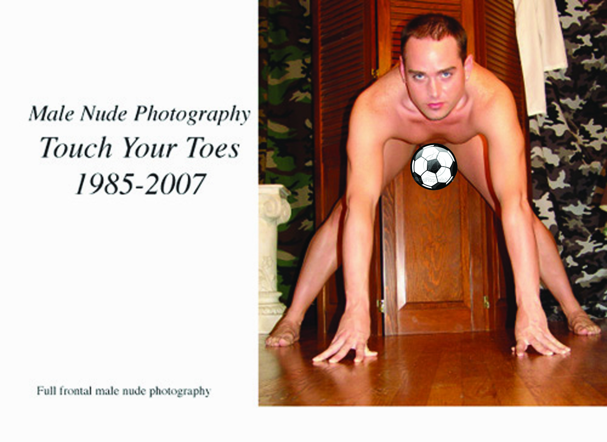 Nude Male Photo eBook Male Nude Photography- Touch Your Toes 1985-2007 9781434801791