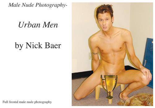 Nude Male Photo eBook Male Nude Photography- Urban Men 9781440456220
