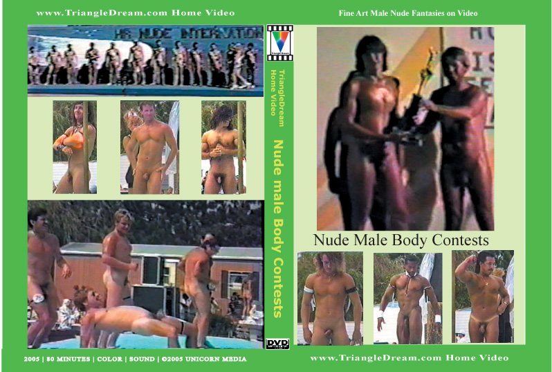 Nude Male Body Contests