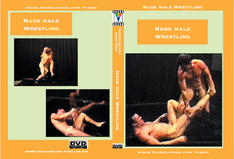 Nude Male Wrestling 1