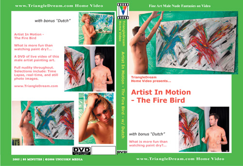Primal Man Artist In Motion - The Firebird And Dutch