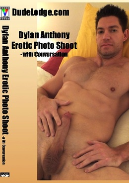 Dylan Anthony Erotic Photo Shoot- with Conversation