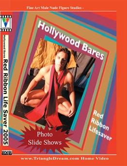 Hollywood Bares Red Ribbon Slide Shows