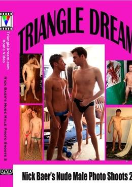 Nick Baer's Nude Male Photo Shoots 2