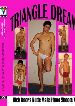 Nick Baer's Nude Male Photo Shoots 7