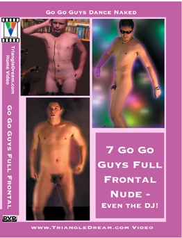 Primal Man GoGo Guys Full Frontal