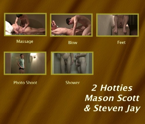 2 Hotties Mason Scott & Steven Jay-gay-dvd-menu