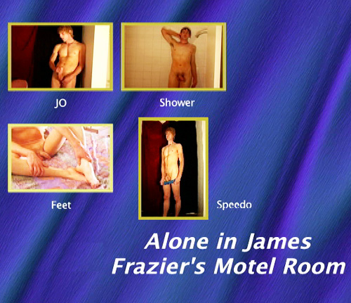 Alone-In-James-Frazier's-Motel-Room-gay-dvd