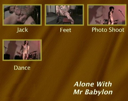 Alone-With-Mr-Babylon-gay-dvd