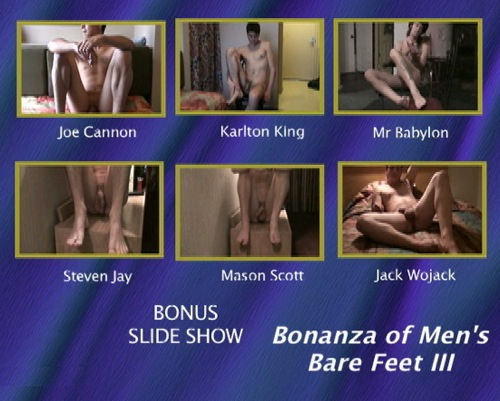 Bonanza-of-Men's-Bare-Feet-III-gay-dvd