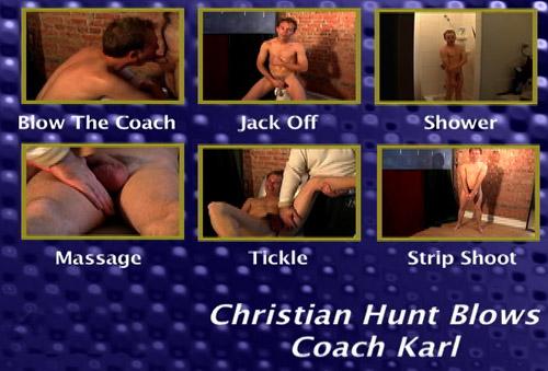 Christian-Hunt-Blows-Coach-Karl-gay-dvd