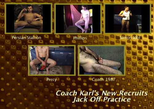 Coach-Karl's-New-Recruits-Jack-Off-Practice-gay-dvd