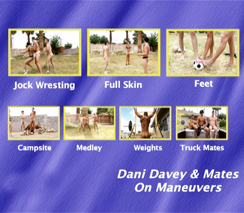 Dani-Davey-&-Mates-On-Maneuvers-gay-dvd
