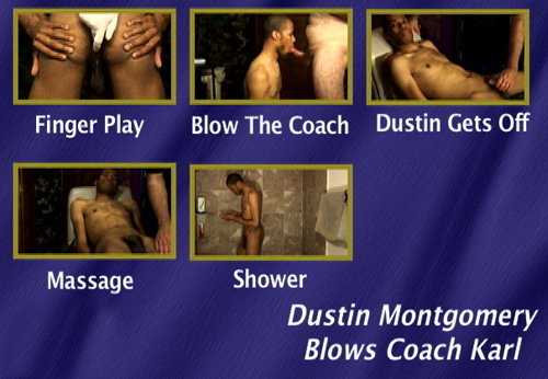 Dustin-Montgomery-Blows-Coach-Karl-gay-dvd