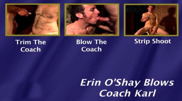 Erin-O'Shay-Blows-Coach-Karl-gay-dvd