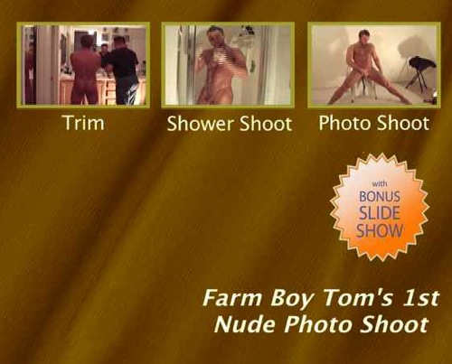 Farm-Boy-Tom's-1st-Nude-Photo-Shoot-gay-dvd