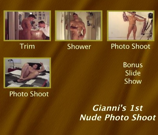 Gianni's-1st-Nude-Photo-Shoot-gay-dvd