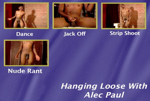 Hanging-Loose-With-Alec-Paul-gay-dvd