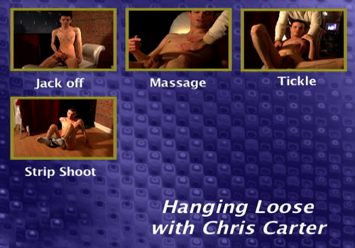 Hanging-Loose-With-Chris-Carter-gay-dvd