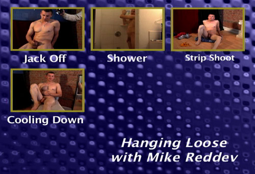 Hanging-Loose-with-Mike-Reddev-gay-dvd