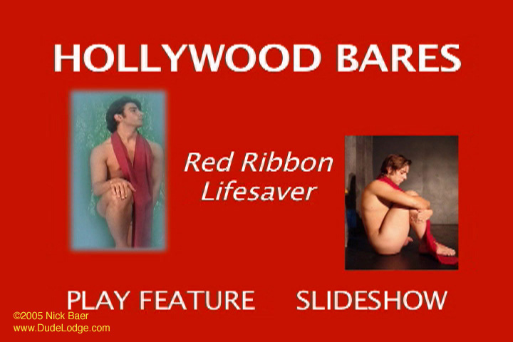 Hollywood-Bares-Red-Ribbon-gay-dvd
