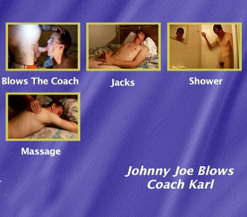 Johnny-Joe-Blows-Coach-Karl-gay-dvd