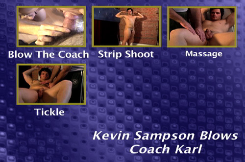Kevin-Sampson-Blows-Coach-Karl-gay-dvd