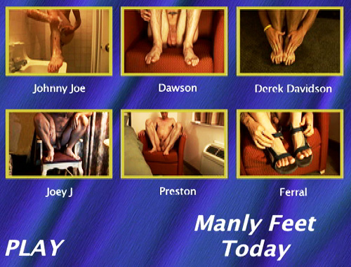 Manly-Feet-Today-gay-dvd