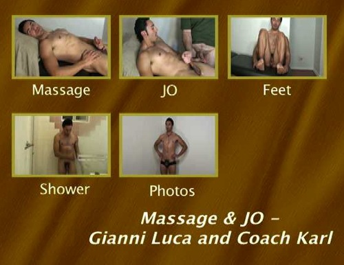Massage-&-JO---Gianni-Luca-and-Coach-Karl-gay-dvd