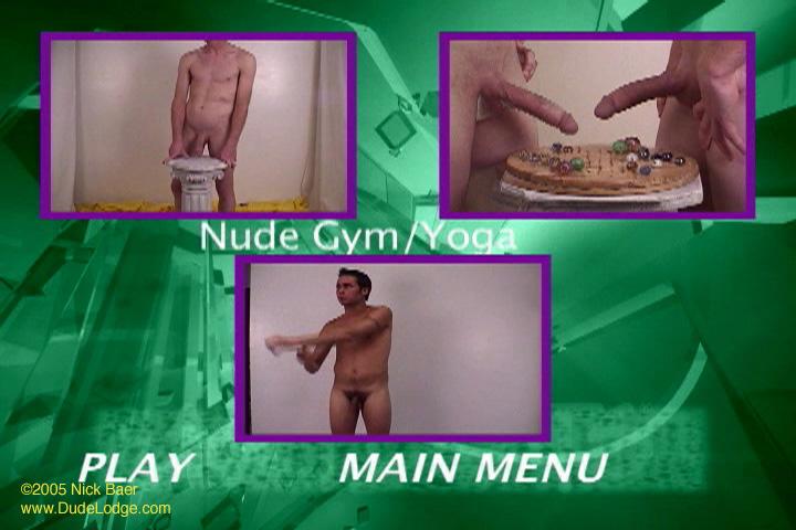 Nude-Gym-Yoga-gay-dvd