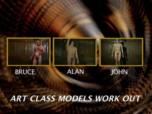 Primal-Man-Classics--Art-Class-Models-Workout-Nude-gay-dvd