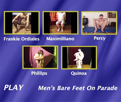Primal-Man-Men's-Bare-Feet-On-Parade-gay-dvd
