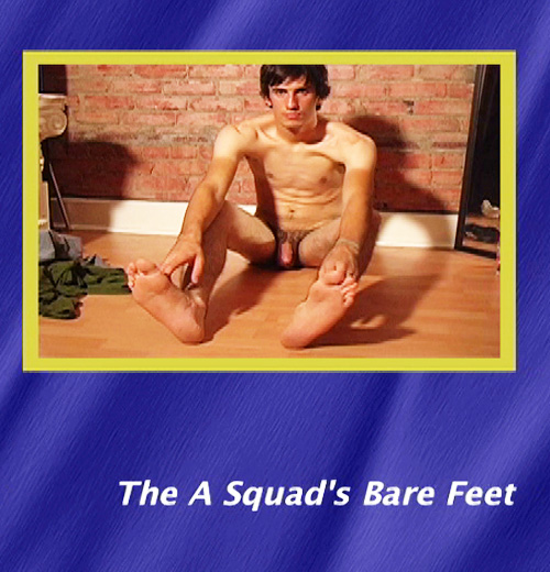 Primal-Man-The-A-Squad's-Bare-Feet-gay-dvd