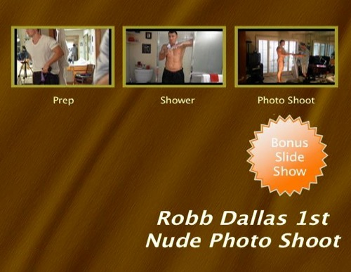 Robb-Dallas-1st-Nude-Photo-Shoot-gay-dvd