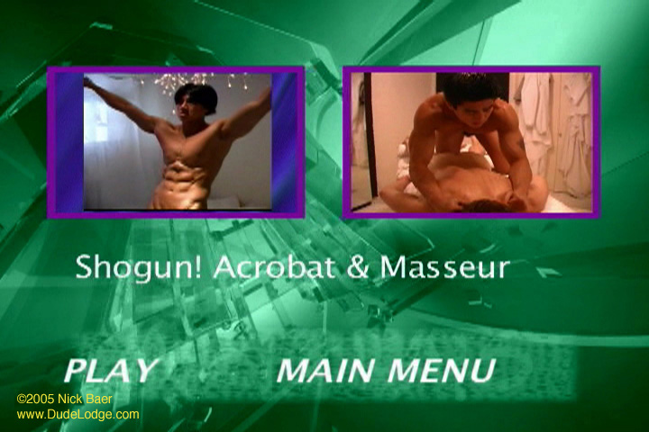 Shogun-Acrobat-Masseur-gay-dvd