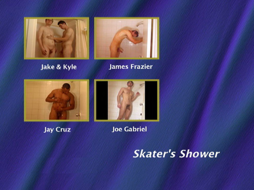 Skater's-Shower-gay-dvd