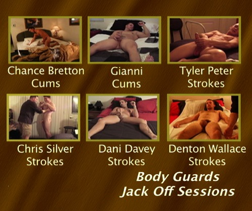 The-Body-Guards-Jack-Off-Sessions-gay-dvd