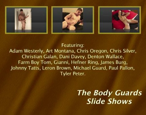 The-Body-Guards-Slide-Shows-gay-dvd
