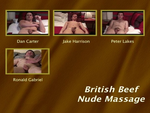 The-British-Beef-Nude-Massage-gay-dvd