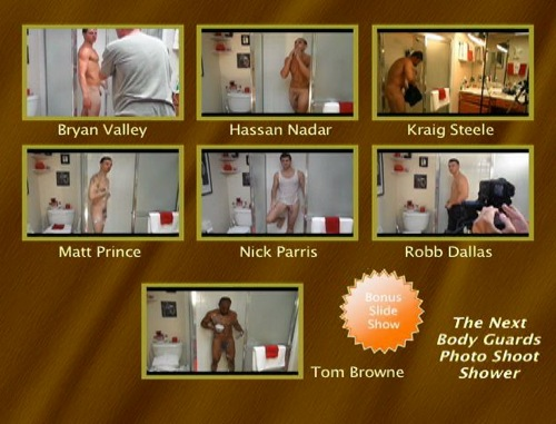 The-Next-Body-Guards-Photo-Shoot-Shower-gay-dvd