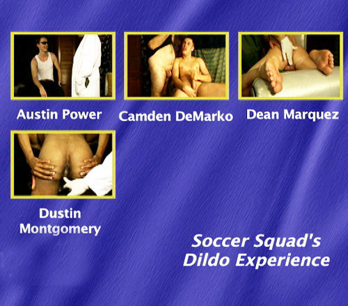 The-Soccer-Squad's-Dildo-Experience-gay-dvd