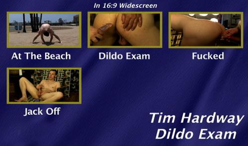 Tim-Hardway-Dildo-Exam-gay-dvd