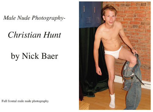 20111217210251 Male Nude Photography- Christian Hunt