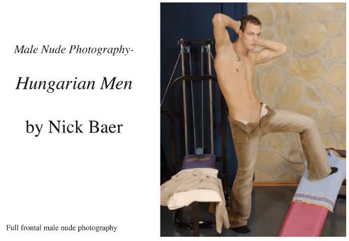 Hot nude hungarian men