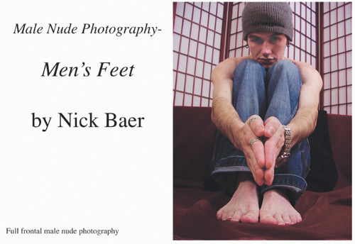 MaleNudePhotography MensFeet illustrated sex guide free male celebrities nude