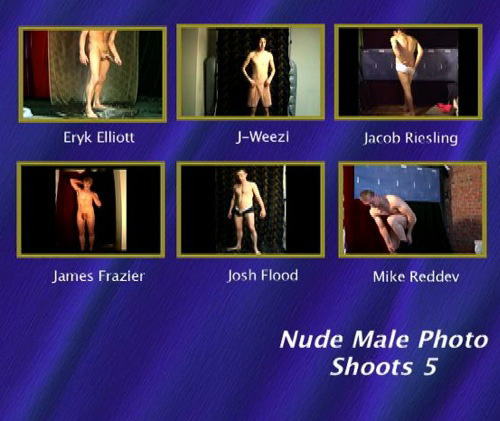 Nick Baer's Nude Male Photo Shoots 5-gay-dvd-menu