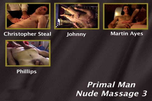 Gay180 - Video: Primal Man Nude